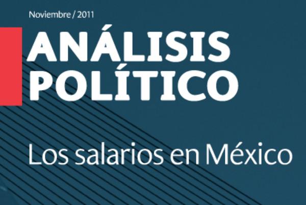 Los salarios en México