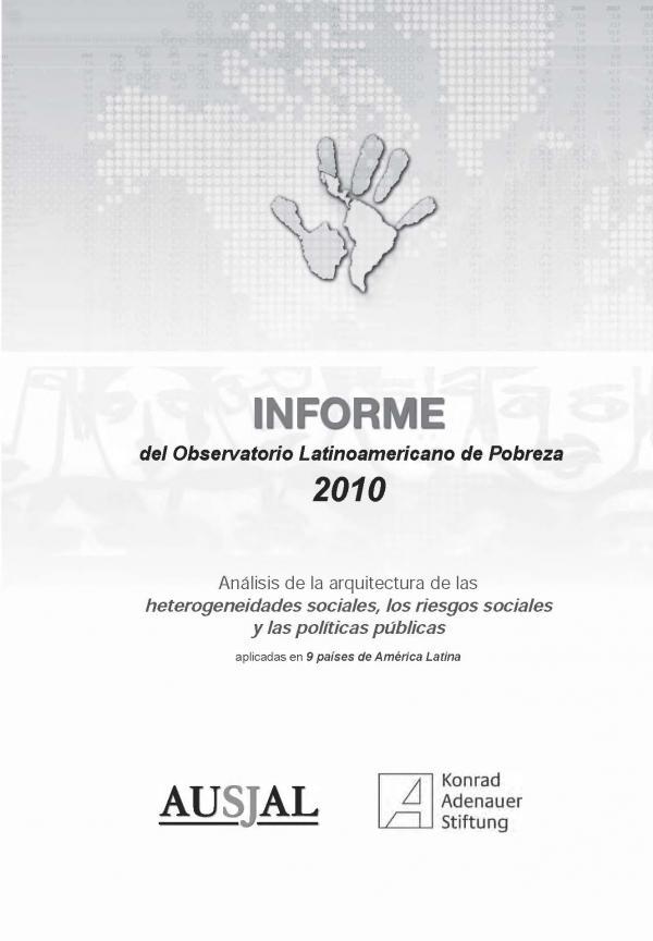 Informe del Observatorio Latinoamericano de Pobreza AUSJAL