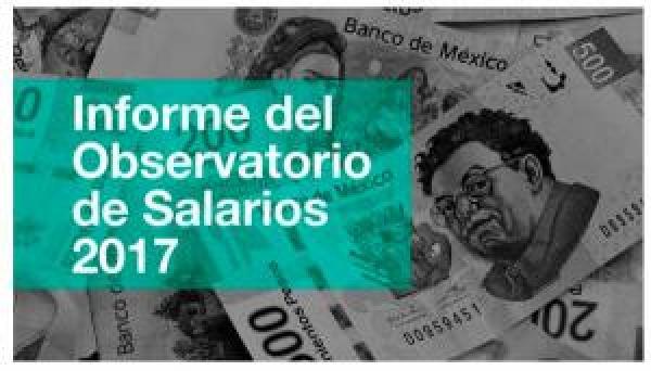 Presentación del Informe 2017 del Observatorio de Salarios de la Ibero Puebla