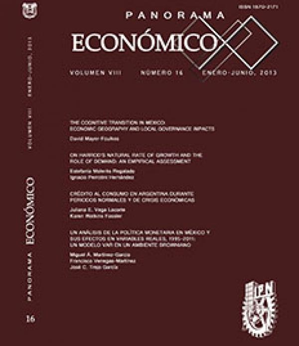 México: un país que no se mueve. un análisis de movilidad social a partir de un enfoque de clases
